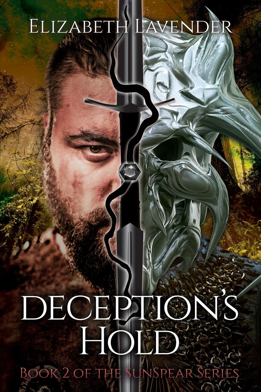 Deception's Hold by Elizabeth Lavender